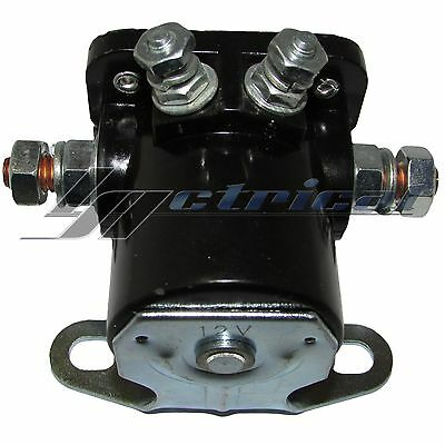NEW STARTER SOLENOID SWITCH RELAY For FORD LINCOLN MERCURY JEEP HD SW3 1958-1991