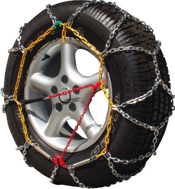 16mm Car Van 4x4 Tyre Snow Chains Heavy Duty Ice Breakers 15  Wheels