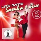 Samba & Jive-Lets Dance.2CD & DVD von Various Artists (2014)