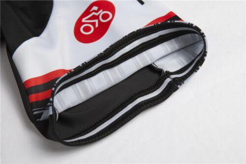 Pro Men Bike Cycling Jersey Shorts Kits Team Riding Race Shirt Pants Outfits Set