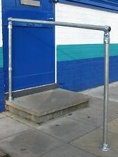 Outdoor Garden Steps Variable Angle Handrail Hand Rail Handrail Kit 42mm Scewed