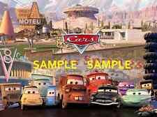"Disney - Pixar - Cars (11"" x 17"") Collector's Poster Print ( T10 ) - B2G1F"