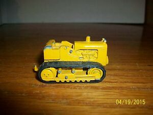 Vintage 1960's Lit'l Toy Diecast Tractor by Mercury