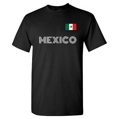 Threadrock Kids Team Mexico Soccer Youth T-shirt World Cup Mexican Futbol