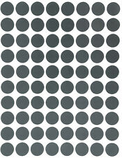 Color Coding Grey Labels In Various Sizes 8mm 38mm 1 15 Sheets