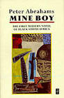 Mine Boy by Peter Abrahams (Paperback, 1989)