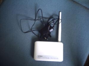 TempéRé Edimax Ew-7228apn Wireless Range Extender-afficher Le Titre D'origine