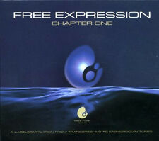FREE EXPRESSION = Klangstrahler/Avalanche/Deep Dive..=2CD= DOWNTEMPO TRANCE TECH