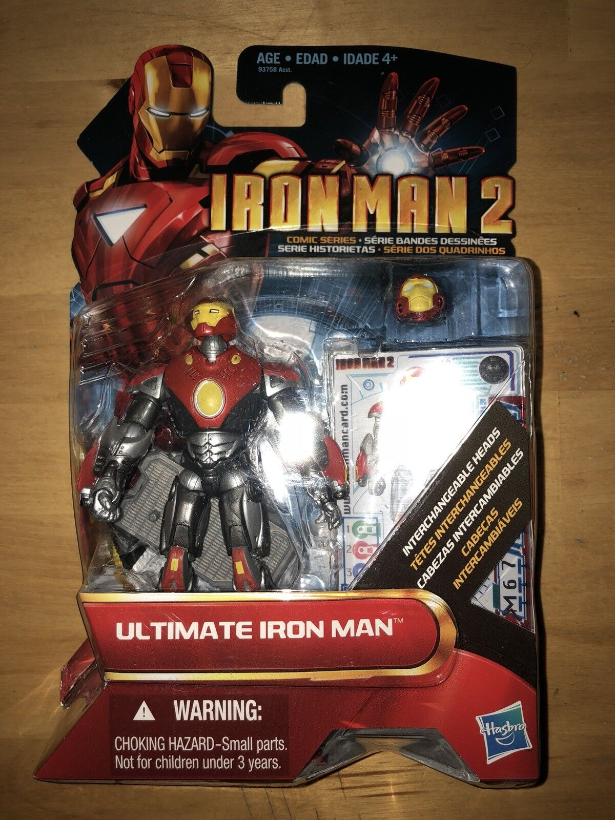 Marvel IRON MAN 2 Ultimate Iron Man AF IM2 4