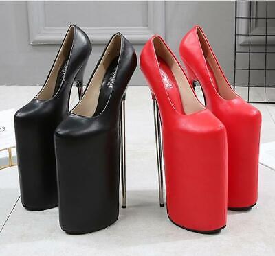 super 30cm high heels womens party nightclub pumps