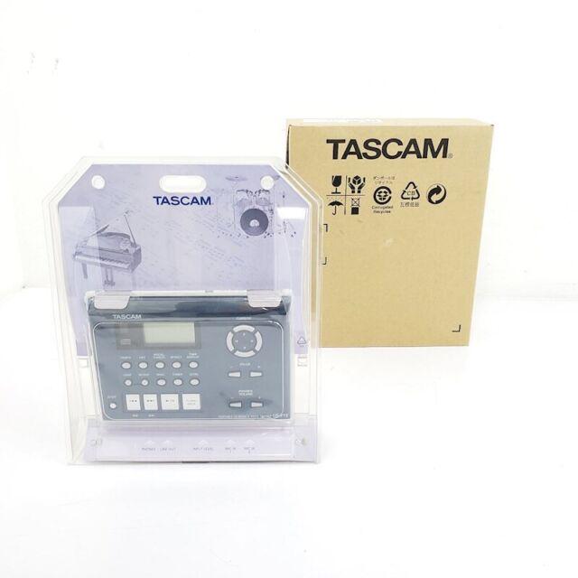NEUF Tascam CD-VT2 Portable Musique Et Voix Trainer
