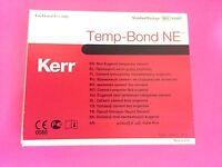 Kerr Tempbond Tubes Non Eugenol Temporary Cement Temp Bond Ne (plastic Tubes)