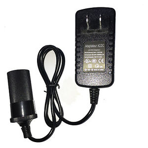 Image Is Loading Car Charger Cigarette Lighter Socket Wall Ac Dc