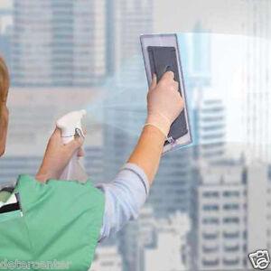 Filmop top clean kit pulizia vetri telaio impugnatura panni ultra microfibra ebay - Pulizia vetri finestre ...