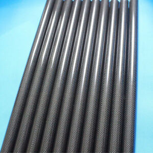 25 x 23 mm Matte 3K Roll Carbon Fiber Tube 100~1000 200 250 400 500 600 750 800