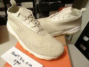 Details about Nike Air Footscape Woven Chukka Fragment 315097 223 SZ 13 SB 360 max 90 infrared