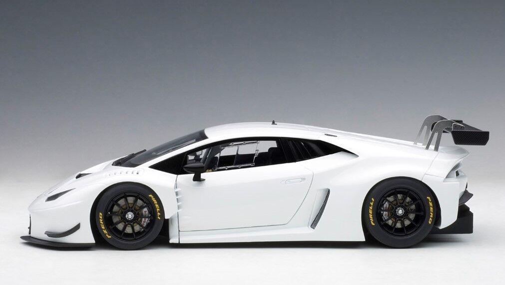 81527 AUTOart 1 18 Lamborghini Huracan GT3 White model cars cars cars 0dddba