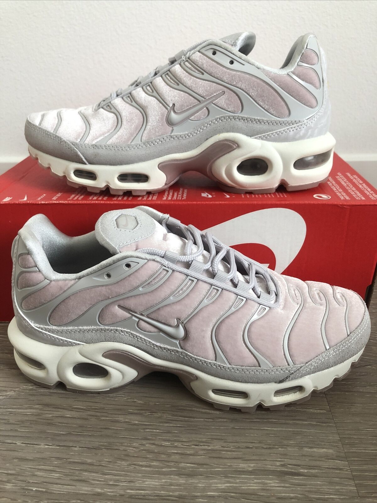 Size 7 - Nike Air Max Plus LX Particle Rose 2018 for sale online ...