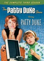 The Patty Duke Show The Complete Third Season 3 6 Dvd Set + Reunion Movie