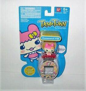 2010 BANDAI TAMATOWN GOTCHI FIGURE MAMETCHI #101 CONNECT /& PLAY WITH TAMA-GO
