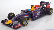 1:18 Minichamps Red Bull Racing RB10 Vettel 2014