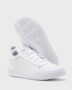 Adidas-Scarpe-Sportive-Sneakers-TENSAUR-K-Bianco-Bambino-Donna