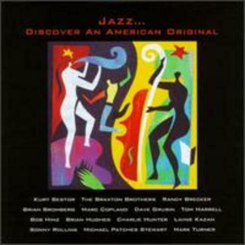JAZZ Discover An American Original By Various Artists CD Lainie Kazan - $2.00