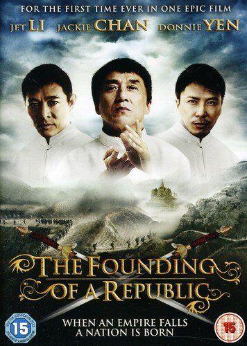 The Founding of a Republic DVD (2011) Guoqiang Tang ***NEW***