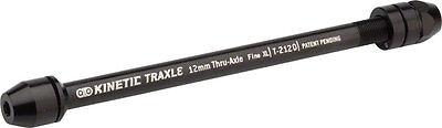 Kurt Kinetic 12mm Thru-Axle Traxle XL Fine Thread 195mm Length