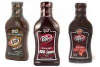 A&w Or Dr Pepper Bbq Sauce 18oz