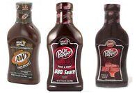 A&w Or Dr Pepper Bbq Sauce 18oz