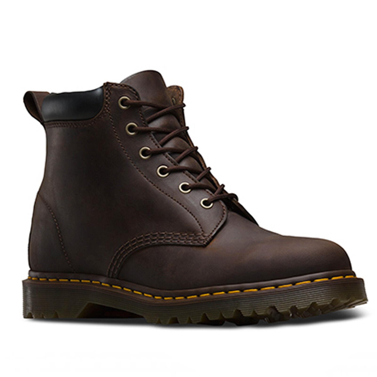 Dr Martens 939 11292201 Ben botas Padded Colour 6 Eye botas Ben ea1c3a
