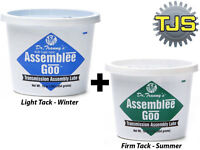 Lubegard Transmission Rebuild Assembly Lube Grease/dr.tranny Assemblee Goo 2pcs.