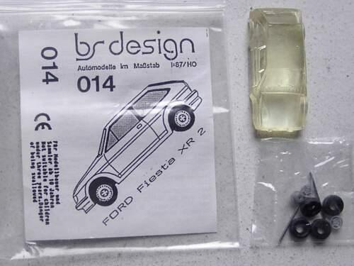 Ford Fiesta XR 2 von bs-design 1:87