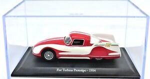FIAT-SCALA-1-43-TURBINA-AUTO-MODELLINI-DIECAST-MINIATURE-CAR-MODEL-NOREV-MODELO