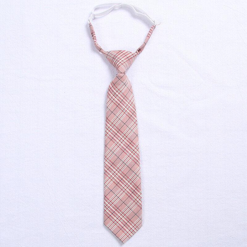 2x Women JK Bow Tie Neck Tie Japanese School Uniform Lolita Preppy Cosplay Cute