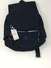 Kipling Ravier Medium Backpack Saxony Blue