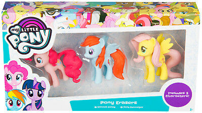 Disney my little pony the movie  Hair slides  Xmas  stocking fillers girls x 5