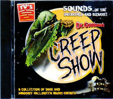 Dr. Goodsound's HALLOWEEN CREEP SHOW TWISTED CIRCUS SCARY CARNIVAL MUSIC & SOUND