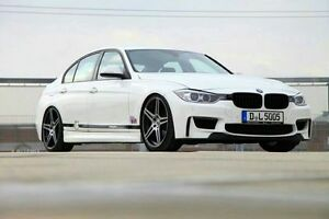 Image Is Loading Bmw 3 Series F30 1m Style Body Kit