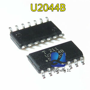 10pcs-new-U2044B-SOP-14