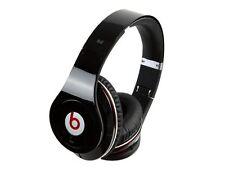 Beats by Dr. Dre-Studio -Headband-Headphones-Black-Over-Ear-Genuine w/ 2.0 cable
