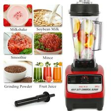 Us 2l Heavy Duty Commercial Grade Food Blender Mixer For Juicer Fruit Ice 2200w