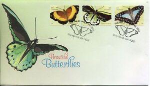 2016-FDC-Australia-Beautiful-Butterflies-P-amp-S-Butterfly-PictFDI-034-WOODLANDS-034