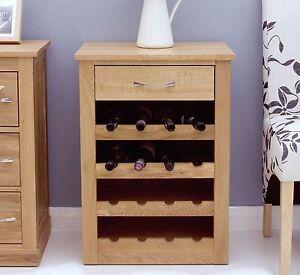 image is loading mobel wine rack lamp side end table solid