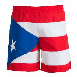Image Is Loading Puerto Rico Cruise Swim Trunk Sport Basketball Boxing
