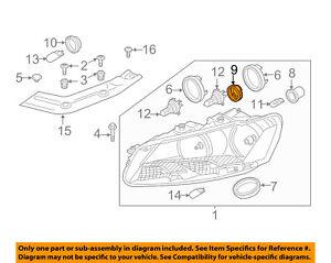 image is loading vw-volkswagen-oem-14-15-passat-headlight-head-