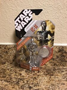Star-Wars-30th-Anniversary-Saga-Legends-Fan-039-s-Choice-TC-14-w-coin-mosc