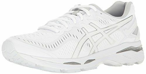 NEW - ASICS Men's GEL-KAYANO 23 T737N-0100 T737N-0100 T737N-0100 White Snow RUNNING SHOES - 9.5   43.5 12ee47