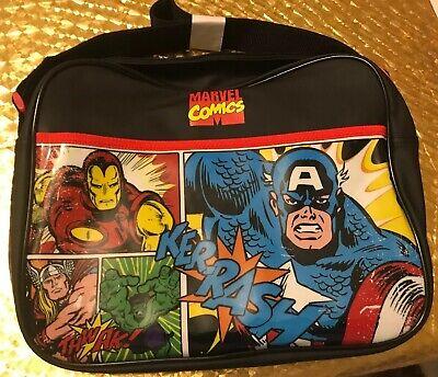Marvel Avengers Messenger School College Despatch Courier Sac NEUF
